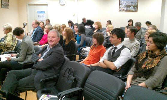 Адвокаты и юристы УСКА участвовали в семинаре по теме развития корпоративного бренда.