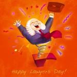 Урало-Сибирская коллегия адвокатов поздравляет всех юристов с профессиональным праздником!