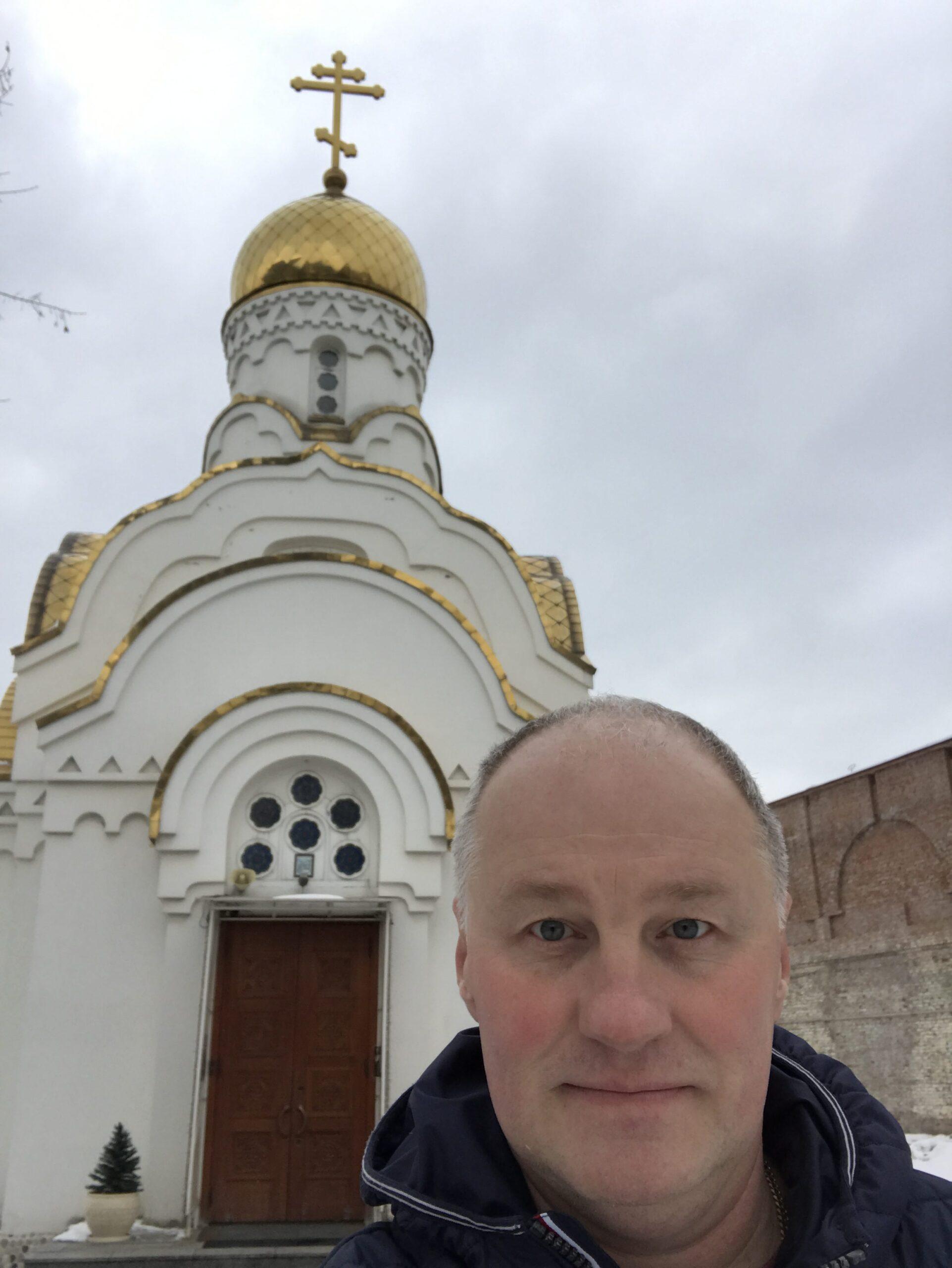 Церковь в СИЗО-1 Екатеринбурга. Стоит, посетить конечно!