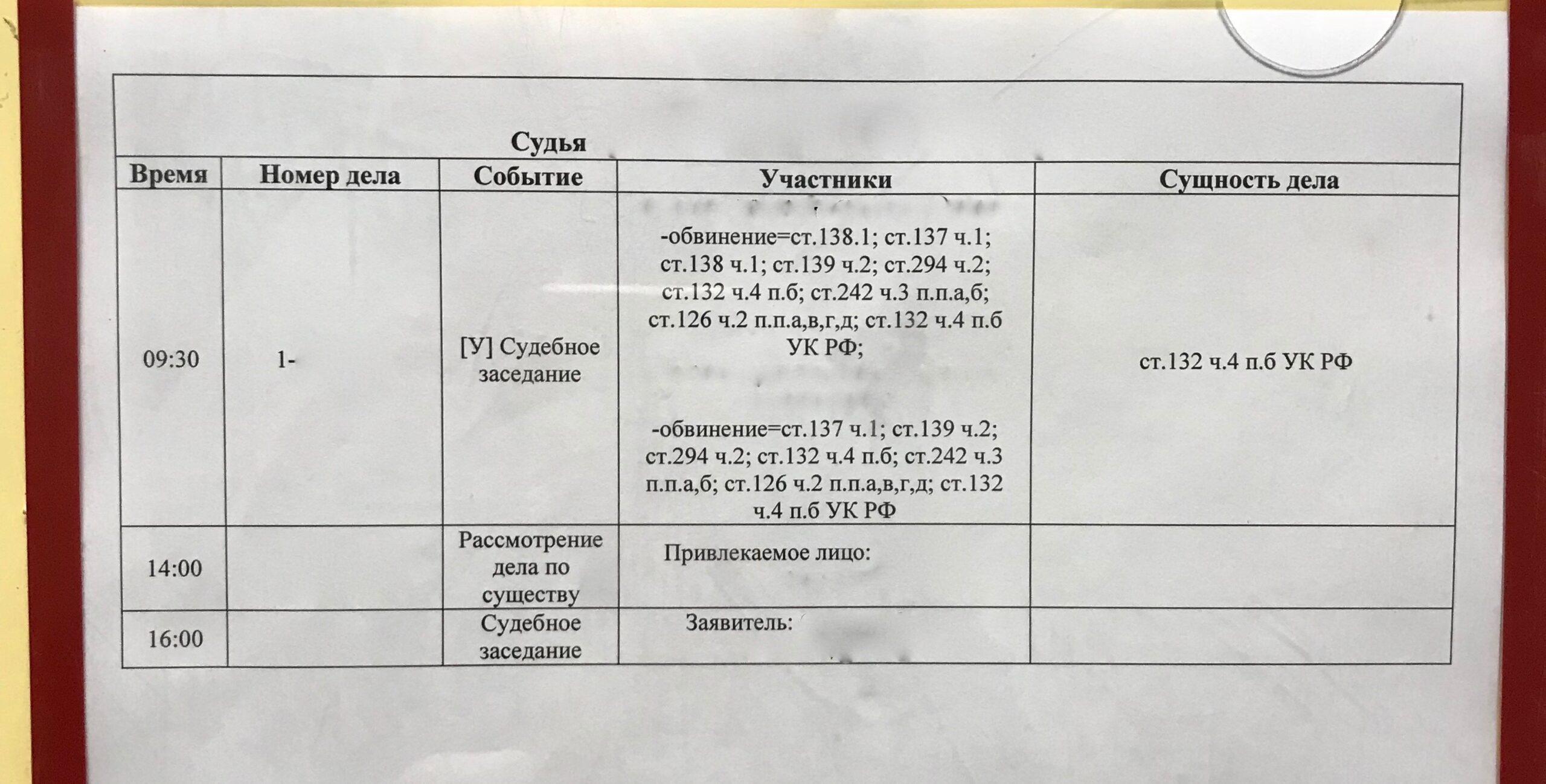 """В Екатеринбурге, боремся в суде с педофилами. Поедут, ушлепки по п. """"б"""" ч. 4 ст. 132 УК РФ на 15-20 лет."""