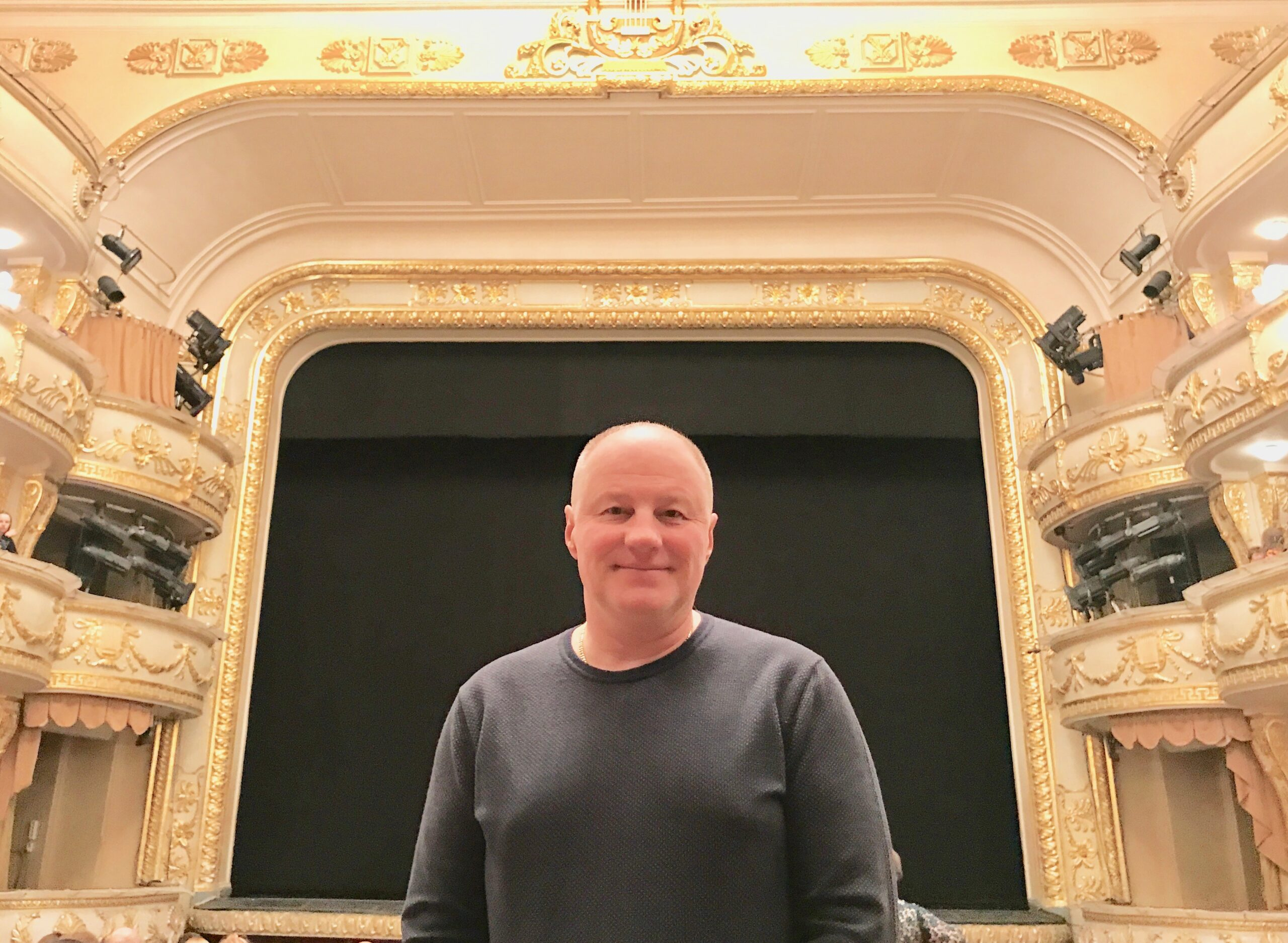 """Чаще надо бывать в театре Оперы и Балета. Адвокат Упоров И.Н., смело рекомендует """"Баядерку""""."""