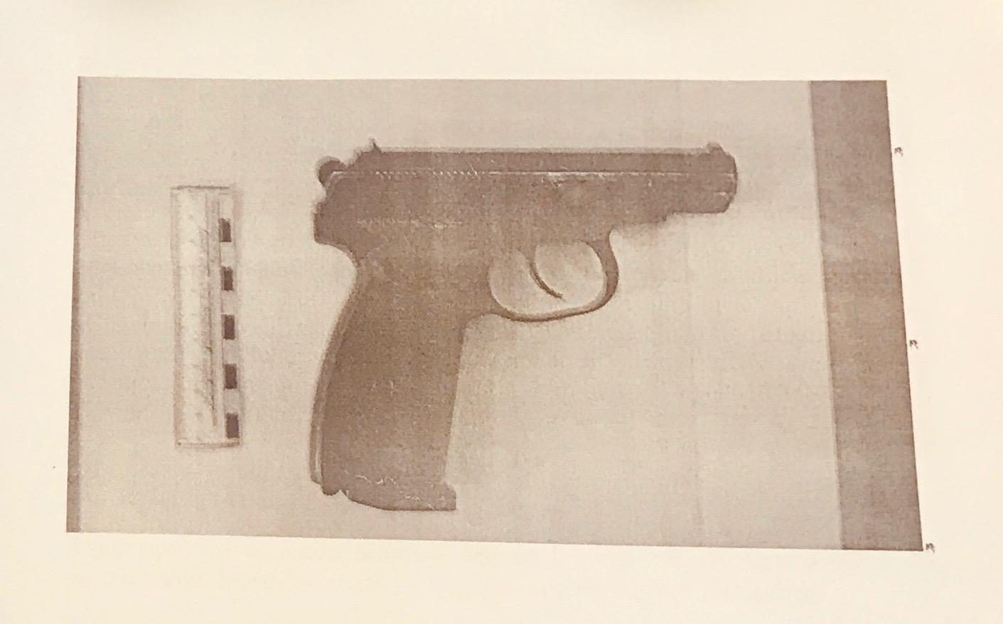 Работаю на следствии по обвинению в приобретении и хранении оружия по ч. 3 ст. 222 УК РФ.