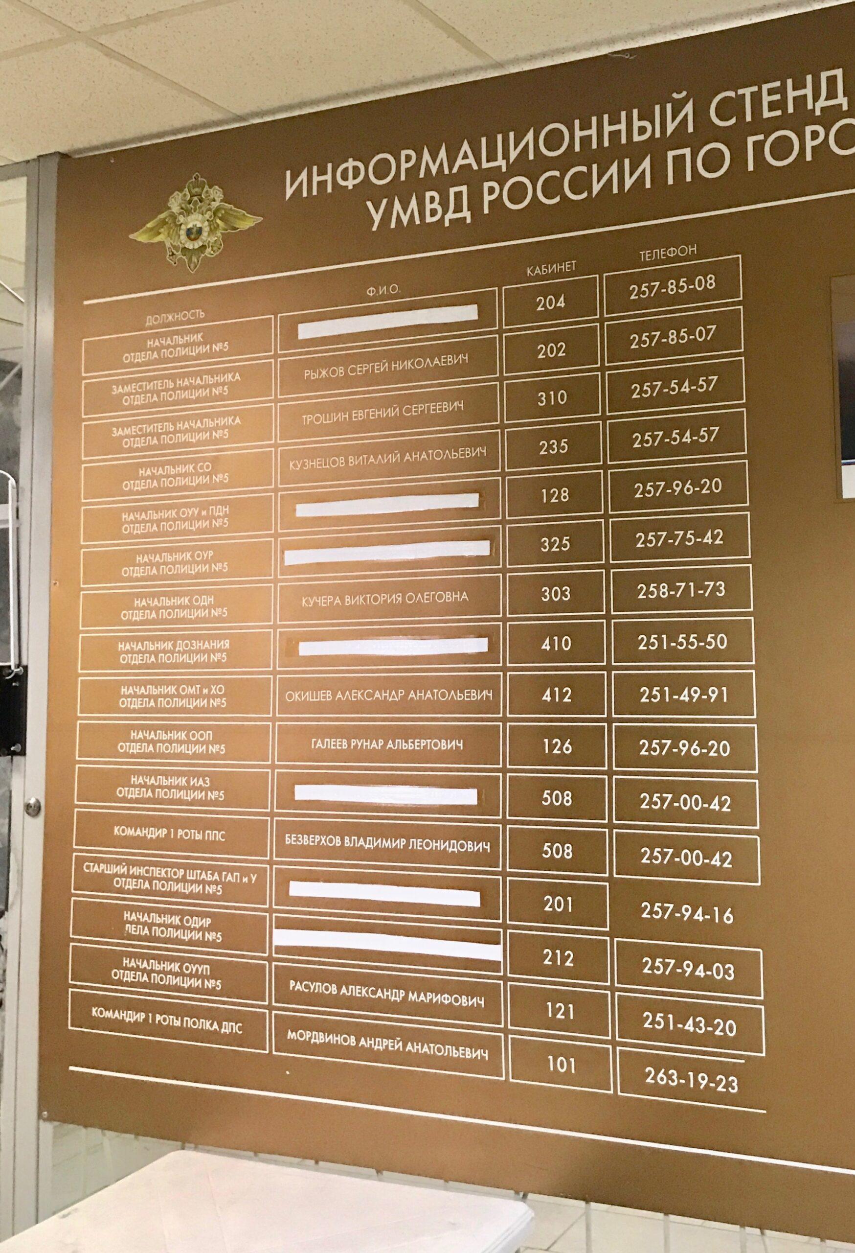 Карьеристам: занимайте руководящие посты в полиции Екатеринбурга. Есть, вакансии.