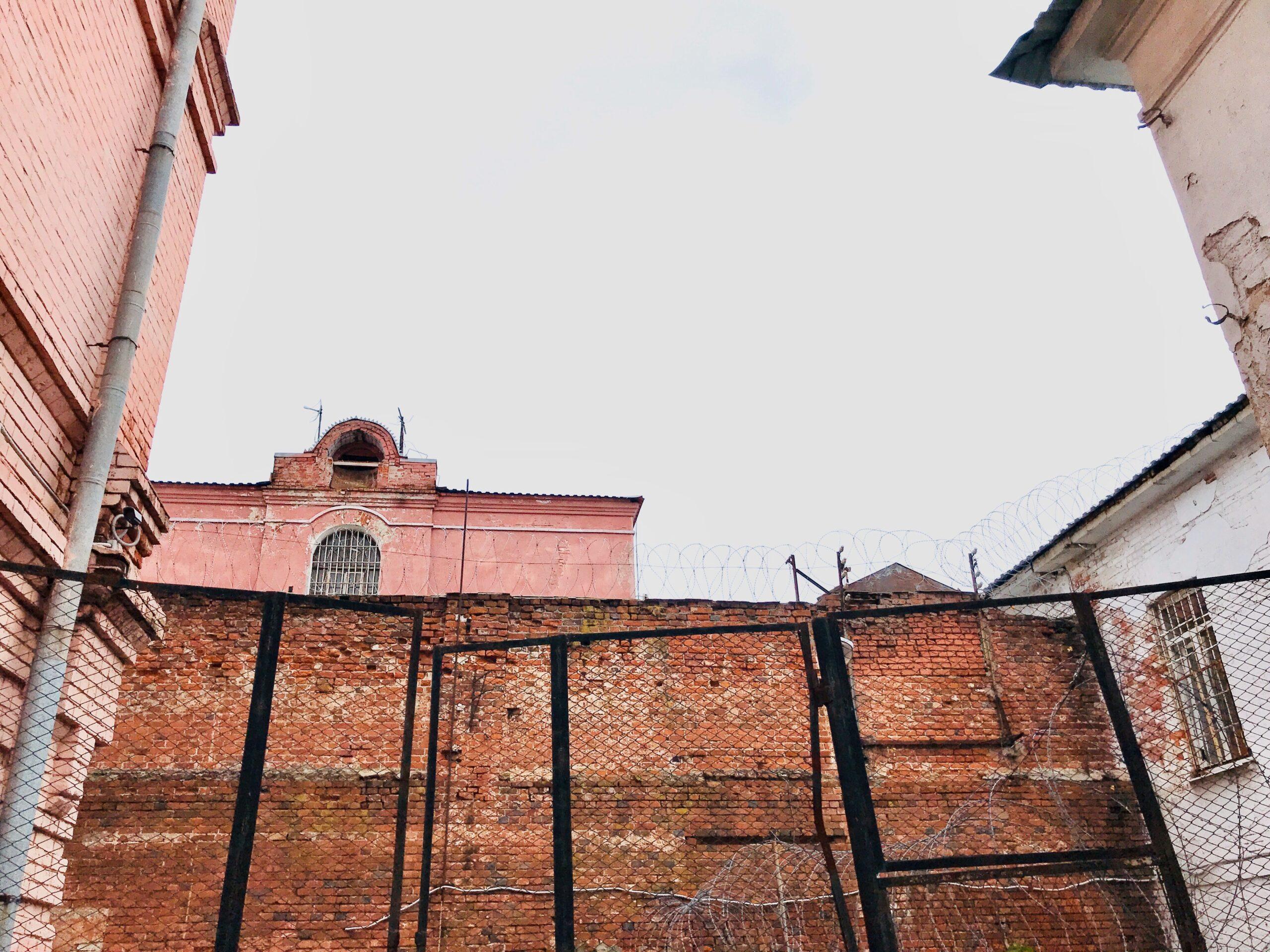 Адвокат поработал во Владимирском централе, тюрьме ФСИН по Владимирской области.