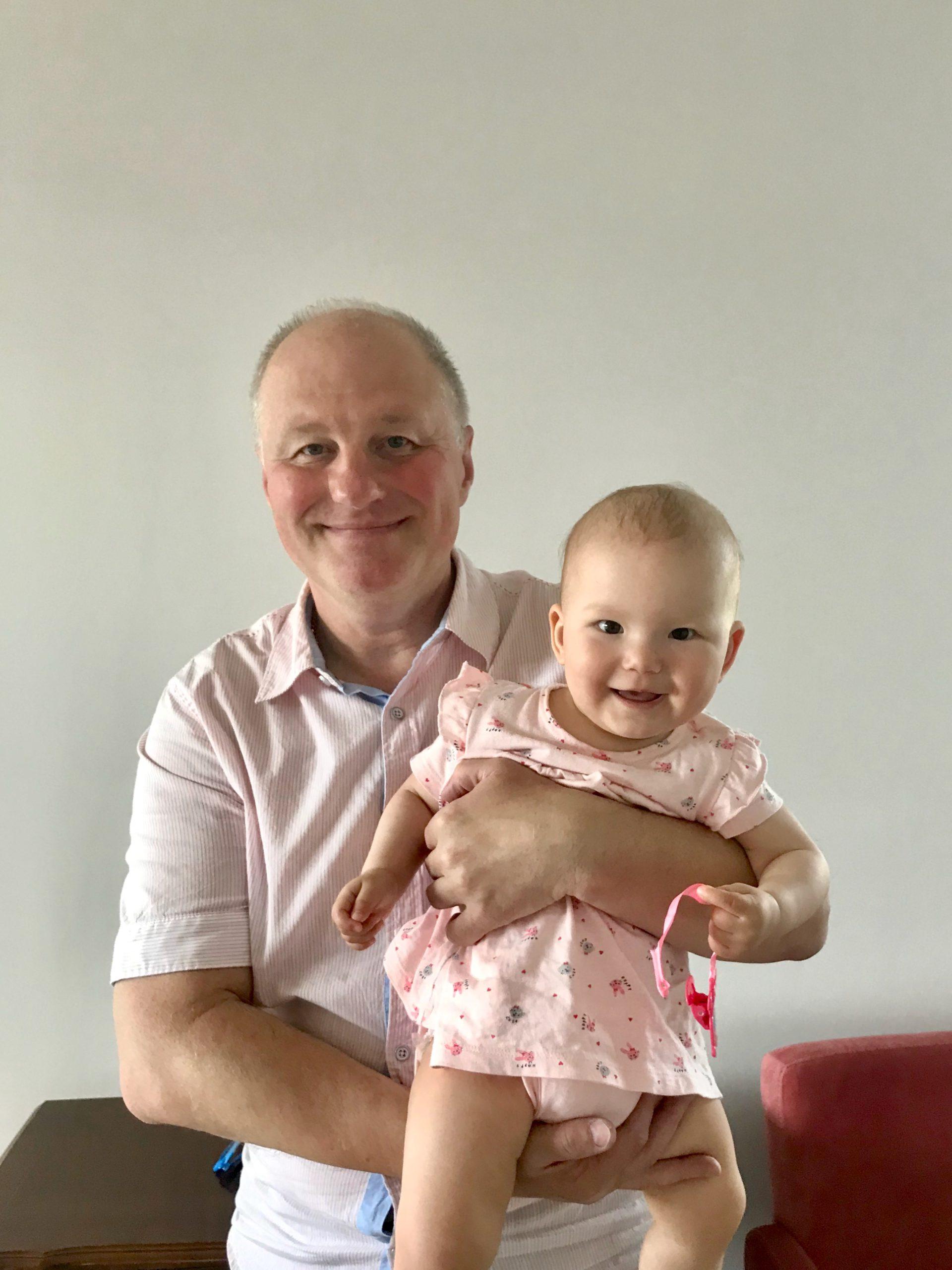 Год назад родился новый смысл жизни у скромного адвоката: Ульяна Игоревна! 🥳